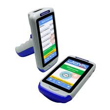 "Coletor de Dados Datalogic Joya Touch A6 Pistol Grip - 2D, Android, Tela 4,3"" Full Touch (Acessórios devem ser adquiridos à parte)"