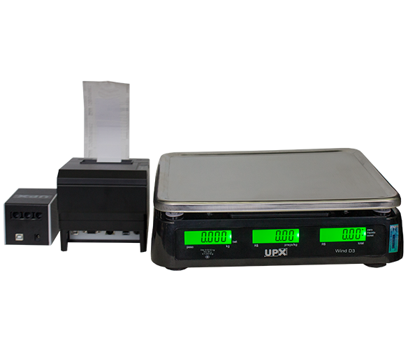 Combo Restaurante UPX - (Wind D3 30KG - Printer R - ThunderBox)