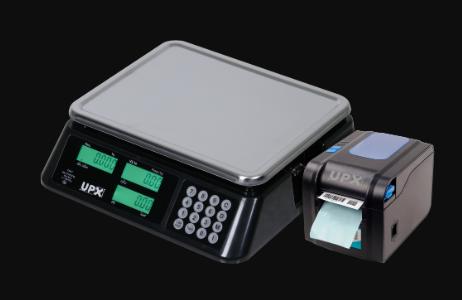 Combo Wind Super UPX - (Balança Wind 30KG e Impressora Térmica S Printer)