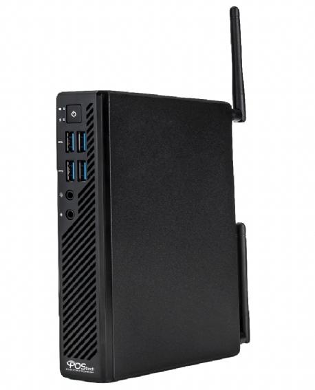 Computador FOKKER - POS450-7200 - CORE I3 8100T 3.4GHz/ 4GB/ SSD 120GB/WIFI OPCIONAL PosTech