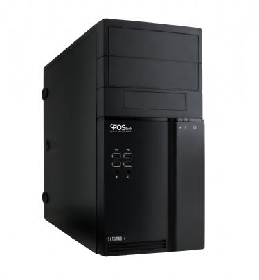 Computador Saturno 4 - POS911-340X - Intel Xeon E 2104G QUAD CORE 3.2GHz / 16GB c/ ECC /1TB PosTech