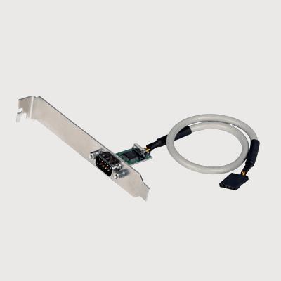 Conversor de USB interno para 1 saída serial RS232 - 1S-USB-INT