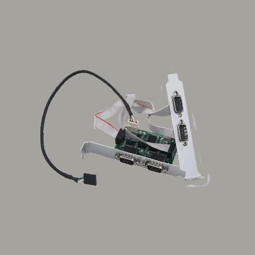Conversor de USB interno para 4 saídas seriais RS232 - 4S-USB-INT