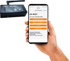Conversor Wifi Serial para balanças, indicadores de pesagens e impressores.