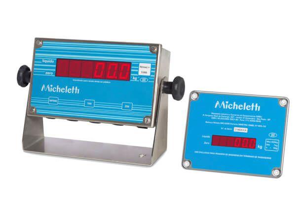 Balança eletrônica para Check-in Micheletti 200KG USB