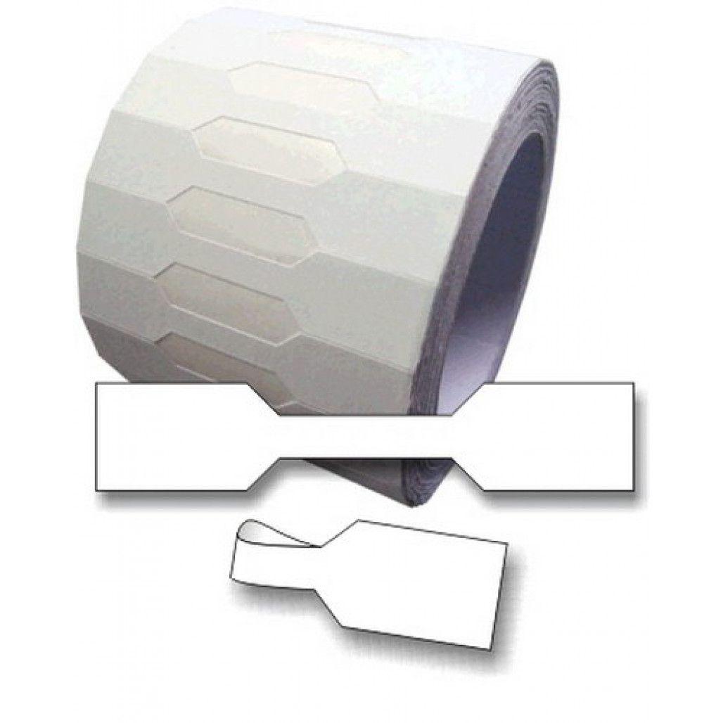 Etiqueta Adesiva Joia Fix 10 x 65 mm, em Filme BOPP, Uso Manual ou em Impressoras Térmicas