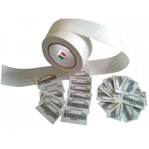 Etiqueta de Termofusão para Roupas Profissionais para Impressoras Térmicas