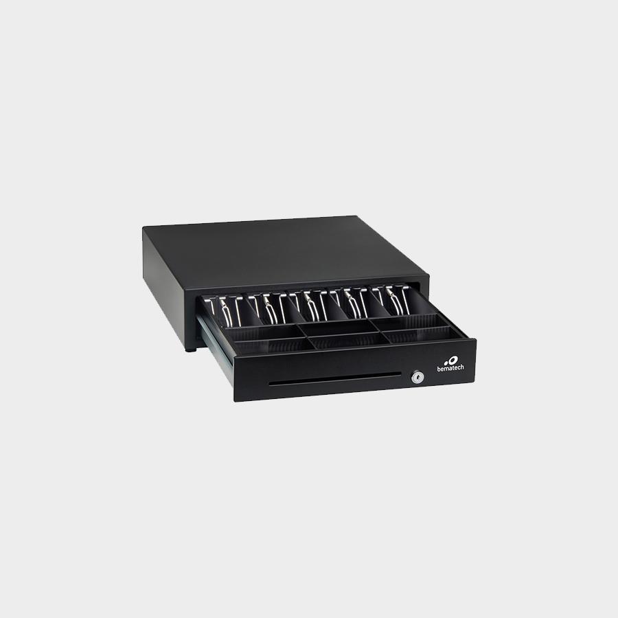 Gaveta de Dinheiro Bematech GD-56, Abertura Automática e Manual