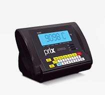 Indicadores digitais de peso para balanças de uso geral Prix 9098 C Bateria Toledo