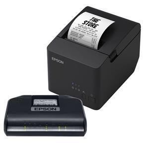 KIT  SAT-A10 Epson + Impressora Térmica Epson TM T20X Serial/USB