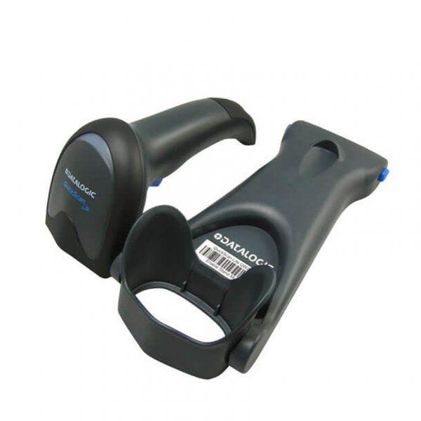 Leitor de Código de Barras Elgin QuickScan QW2100 Lite USB Com Suporte