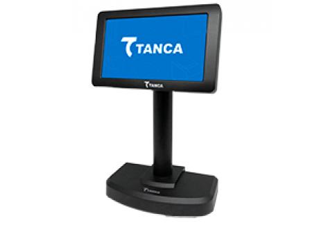 """Monitor LED Tanca 7"""" Com furação VESA"""