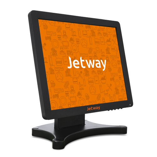 """Monitor Touch Screen 15"""" Jetway JMT-300"""