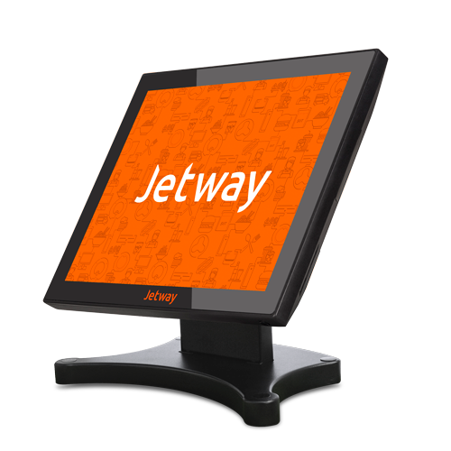 "Monitor Touch Screen 15"" Jetway JMT-330"