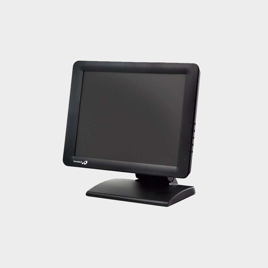 Monitor Touch Screen Bematech CM-15