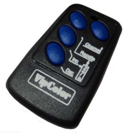 Orientador de Fila SC W2 com controle remoto sem fio, senha sequencial