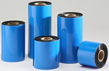 Ribbon de Resina Têxtil para Impressoras Térmicas