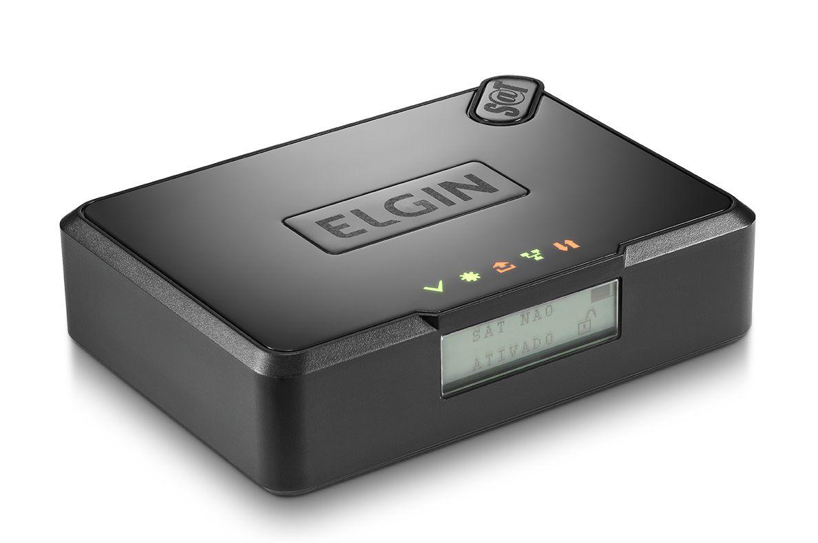 Sat Fiscal Elgin Smart S@t USB SP