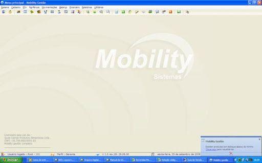 Software Mobility Gestão