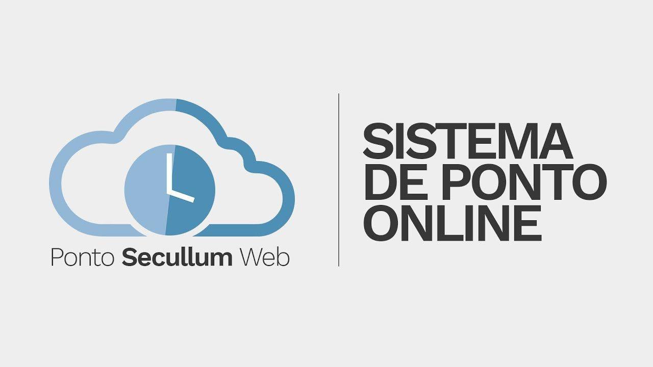 Software Secullum Ponto Web - Mensalidade