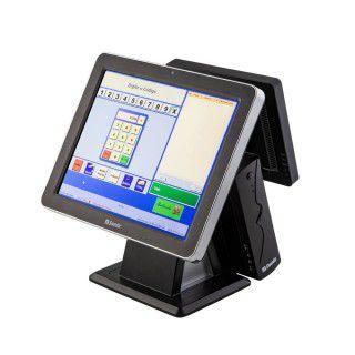 Solução Mobox® Garnet PDV - (Dual Core J1800 2.41 GHz - Ram 4GB DDR3L - HD 500GB ou SSD 120GB) - Sweda