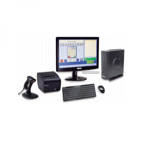 Solução Mobox® NFC-e ( CPU Sweda SP-30 - Impressora Não Fiscal - Teclado - Mouse Sweda) - Sweda