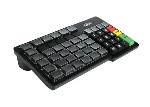 Teclado Programável Gertec TEC 55 Sem Display