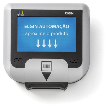 Terminal De Consulta Elgin Vp200 Touch Screen Ethernet