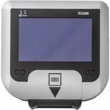 Terminal De Consulta Elgin Vp200 Touch Screen WiFi