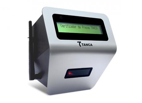 Verificador de preços Tanca VP-240W Wifi