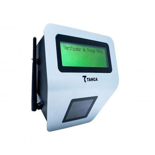 Verificador de preços Tanca VP-640W Wi-fi