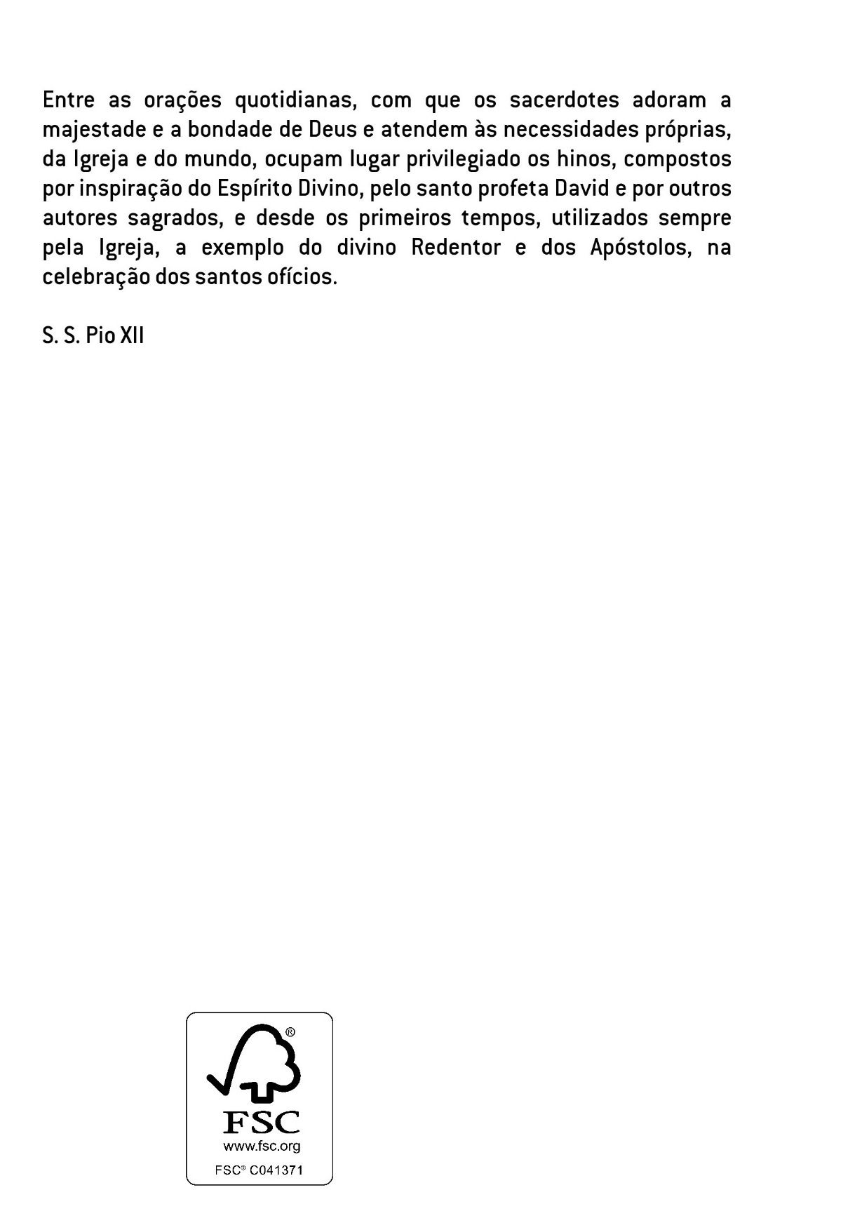 O Livro dos Salmos - Trad. do Rev. Pe. Leonel Franca  - Livraria Santa Cruz
