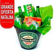 Balde Temático Heineken