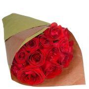 Buquê de Rosas Kraft