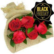 Buquê Rosas Vermelhas Importadas
