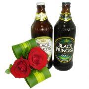 Rosas e Cerveja Black Princess