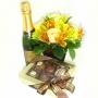 Chandon e Flores pra Você