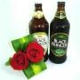 Rosas e Cervejas Black Princess