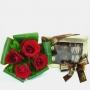 Rosas Vermelhas e Trufas