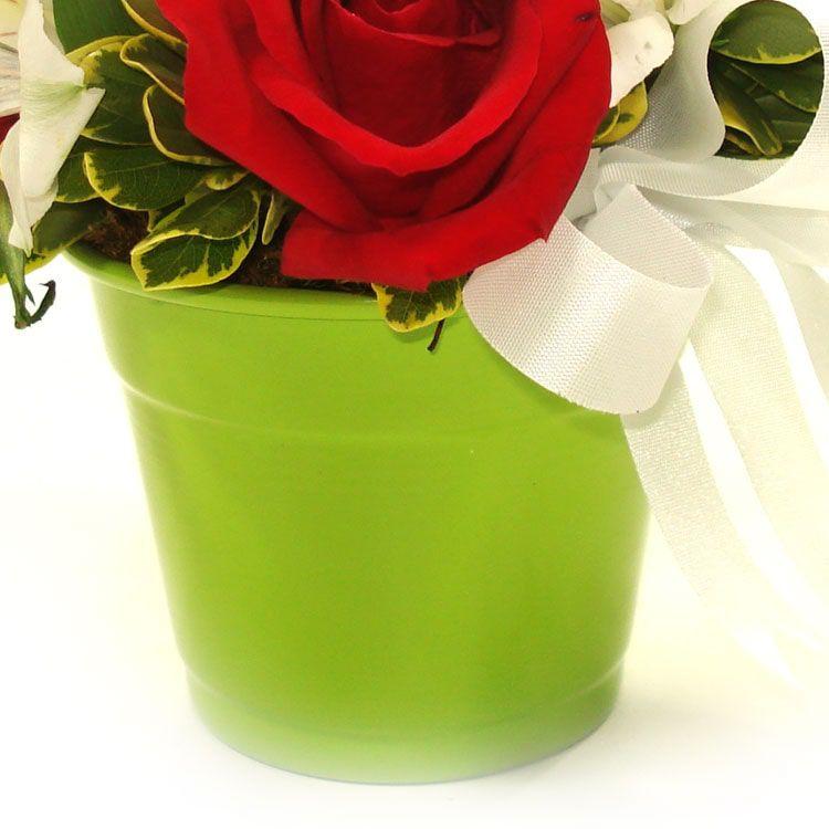 Arranjo de Rosas Esperanza