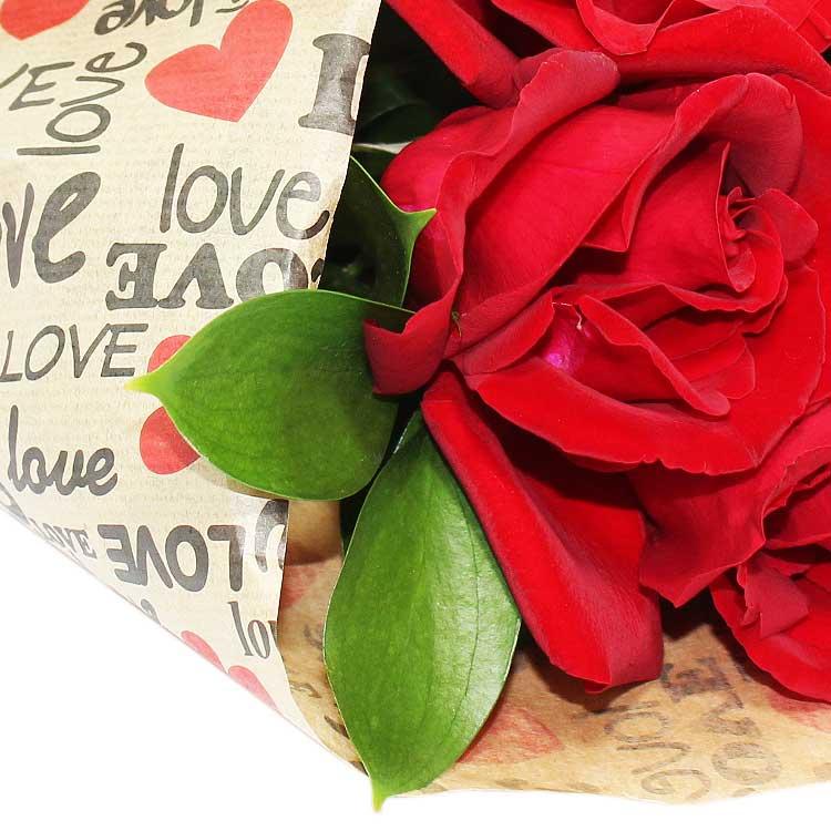 Buquê de Rosas Declaração