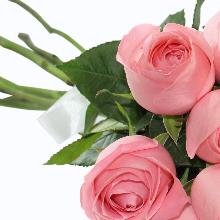 Buquê Meu Coração e Rosa