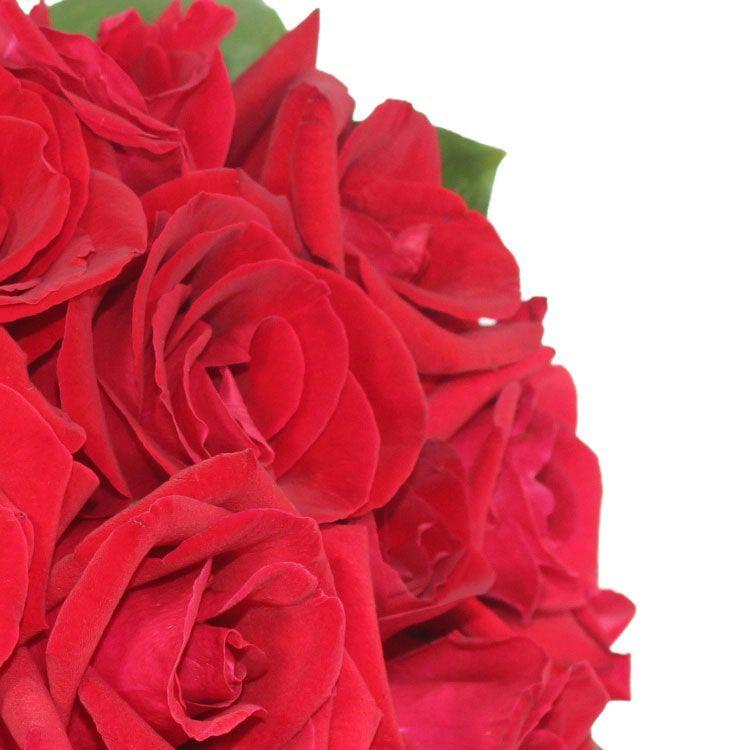 Buquê Rosas Acetinada