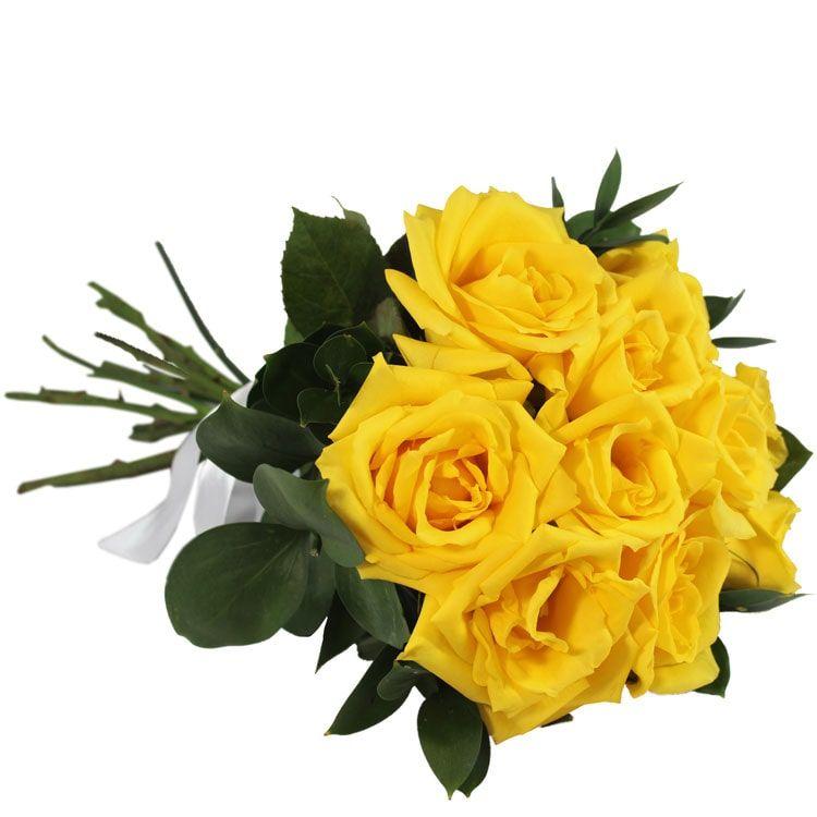 Buquê Rosas Amarelinhas