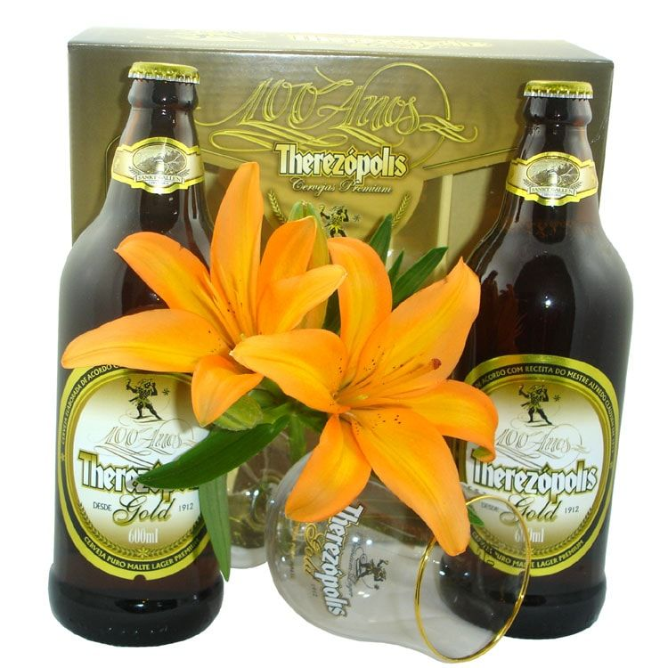 Cervejas Therezópolis e Liríos