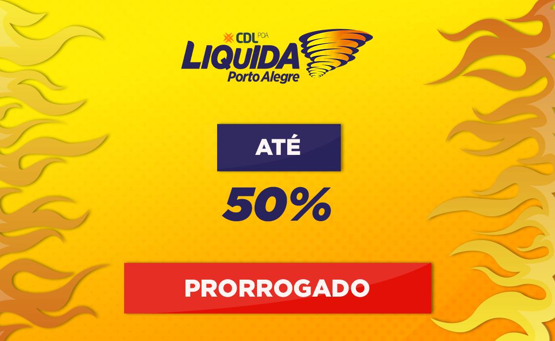 Liquida Porto Alegre é na fogomix. Aproveite 50% Desconto!
