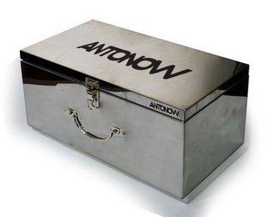 BOX BBQ - CAIXA PARA CHURRASQUINHO - ANTONOW