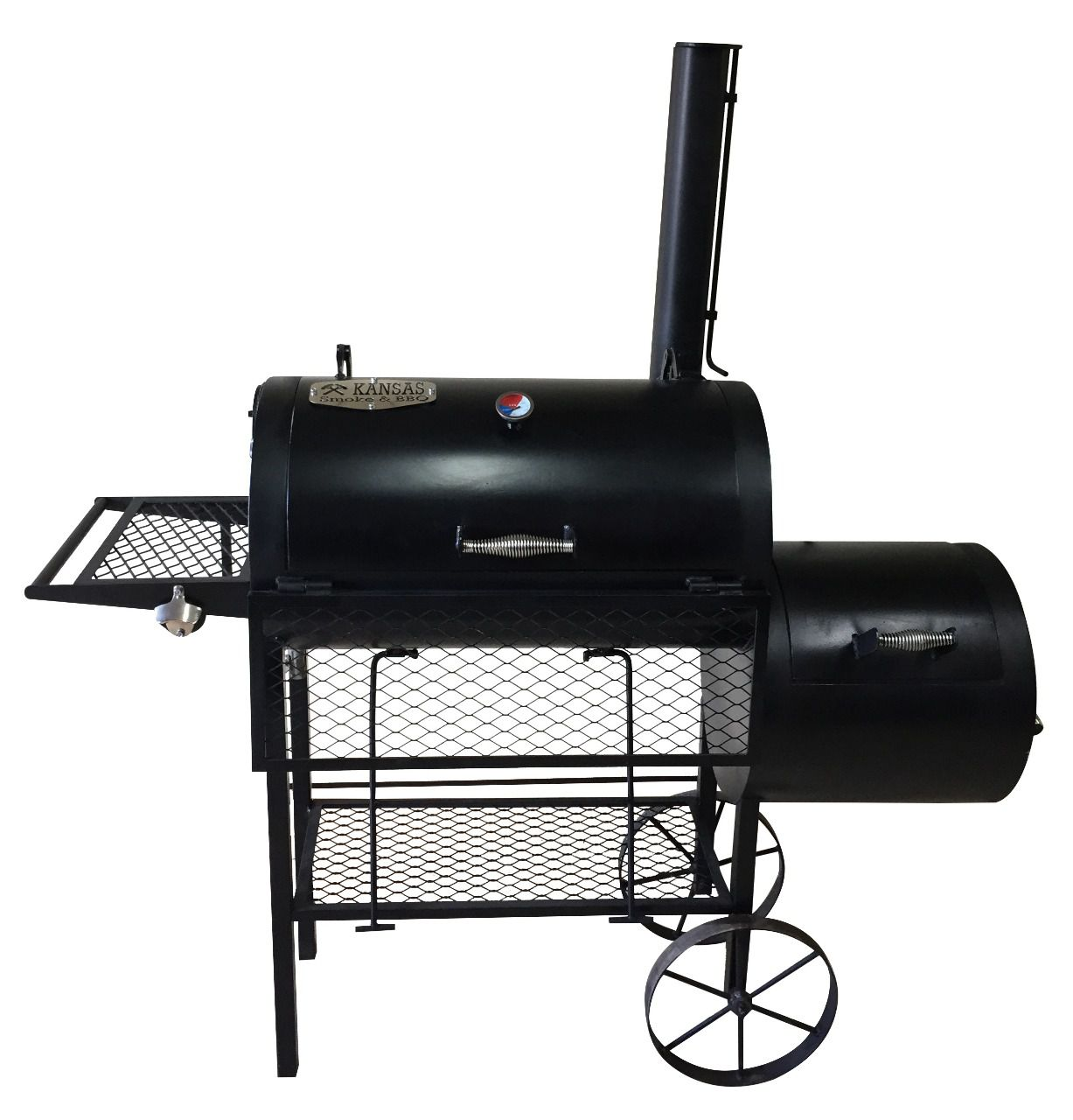PIT SMOKER DOUBLE FLOW 700