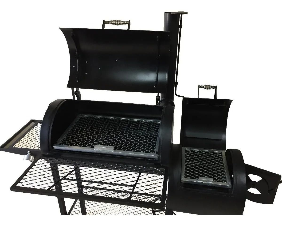 PIT SMOKER DOUBLE FLOW 800