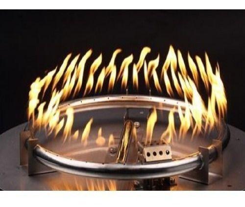 QUEIMADOR FIRE PIT REDONDO -PARA ÁREAS EXTERNAS